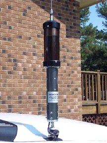 Mounting Vhf In Jeep Liberty Qrz Forums